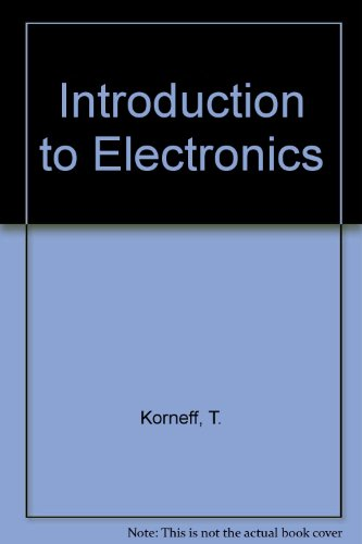 9780124211506: Introduction to Electronics