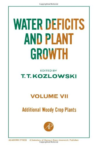 9780124241572: Water Deficits and Plant Growth: Additional Woody Crop Plants v. 7