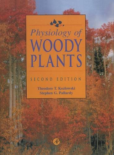 9780124241626: Physiology of Woody Plants, Second Edition