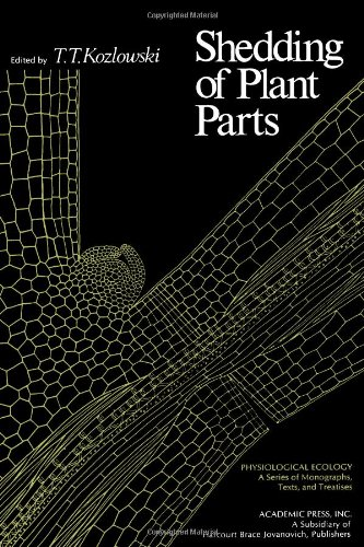 9780124242500: Shedding of Plant Parts (Physiological ecology)
