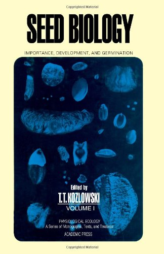 9780124243019: Seed Biology: Importance, Development and Germination v. 1 (Physiological Ecology)