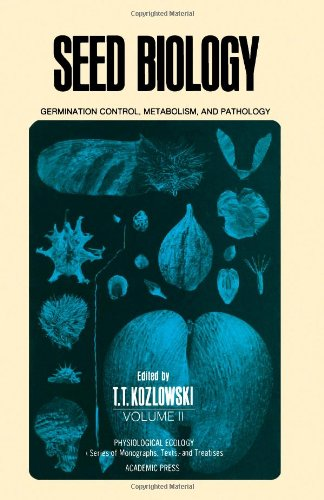 Seed Biology: Insect and Seed Collection, Storage, Testing and Certification v. 3 (Physiological ...
