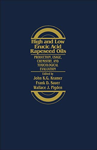 9780124250802: High and Low Erucic Acid Rapeseed Oils: Production, Usage, Chemistry and Toxicological Evaluation