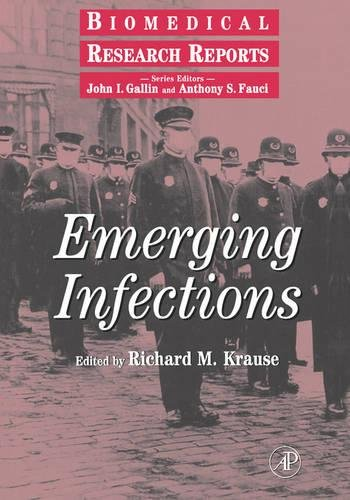 9780124259317: Emerging Infections, Volume - (Biomedical Research Reports)