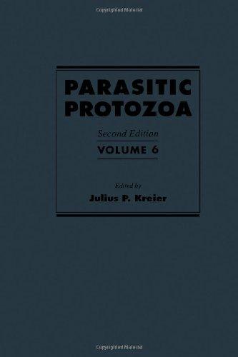 9780124260160: Parasitic Protozoa: Toxoplasma, Cryptosporidia, Pneumocystis, and Microsporidia: 6