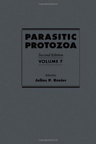 Parasitic Protozoa, Ten-Volume Set: Parasitic Protozoa, Volume 7, Second Edition
