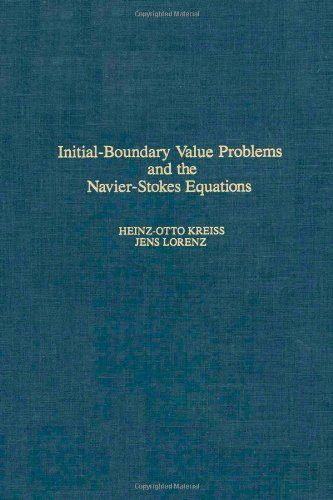 9780124261259: Initial-Boundary Value Problems and the Navier-Stokes Equations (Pure and Applied Mathematics)