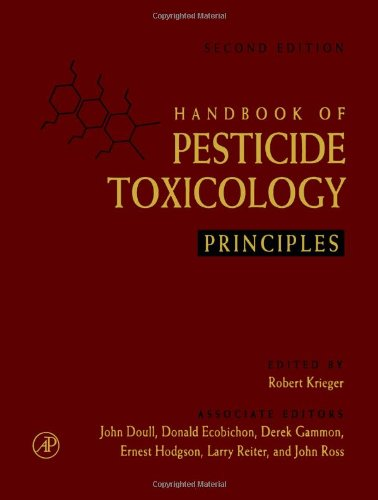 9780124262607: Handbook of Pesticide Toxicology, Second Edition (Two-Volume Set)