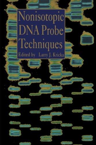 9780124262966: Nonisotopic DNA Probe Techniques