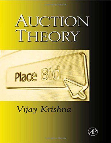 9780124262973: Auction Theory