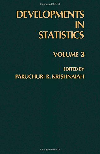 9780124266032: Developments in Statistics: v. 3