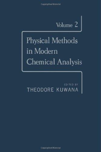 Physical Methods in Modern Chemical Analysis: Kuwawat, H.
