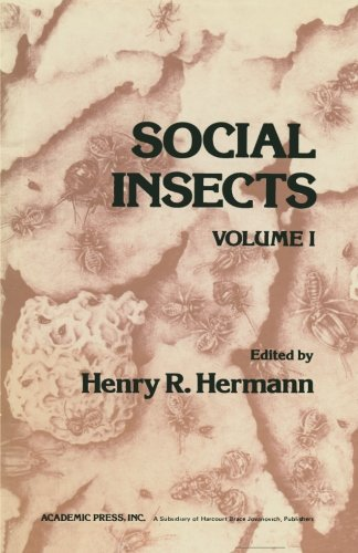 9780124311817: Social Insects Vol.1