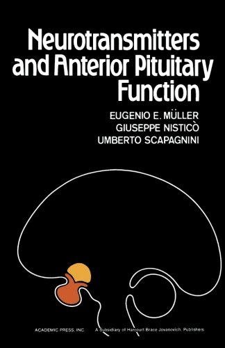 9780124311947: Neurotransmitters and Anterior Pituitary Function