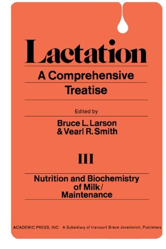 9780124312258: Nutrition and Biochemistry of Milk/maintenance