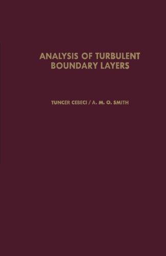 9780124313040: Analysis of Turbulent Boundary Layers