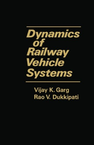 9780124313071: Dynamics of Railway Vehicle Systems