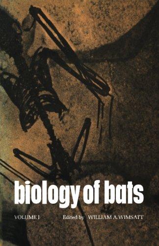 9780124313187: Biology of Bats: Volume 1
