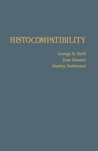 9780124313309: Histocompatibility