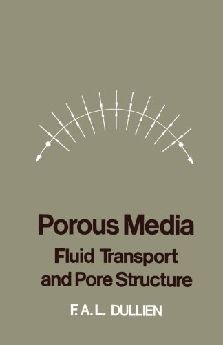 9780124313347: Porous Media: Fluid Transport and Pore Structure