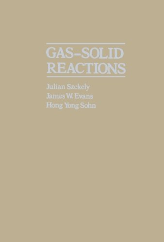9780124313385: Gas-solid Reactions
