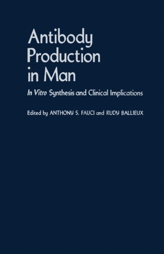 9780124313514: Antibody Production in Man: In Vitro Synthesis and Clinical Implications