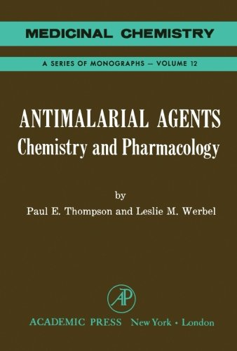 9780124313675: Antimalarial Agents: Chemistry and Pharmacology