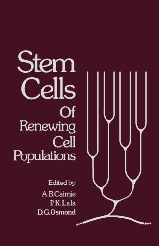 9780124313835: Stem Cells of Renewing Cell Population