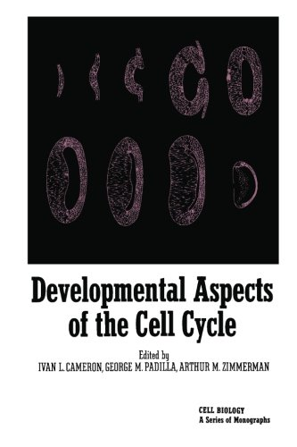 9780124314085: Developmental Aspects of the Cell Cycle