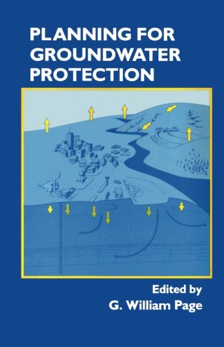 9780124314184: Planning for Groundwater Protection