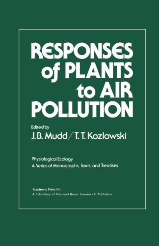9780124314252: Responses of Plants to Air Pollution