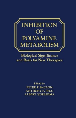 9780124314313: Inhibition of Polyamine Metabolism: Biological Significance and Basis for New Therapies
