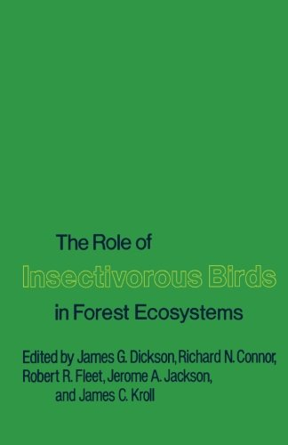 9780124314344: The Role of Insectivorous Birds in Forest Ecosystems