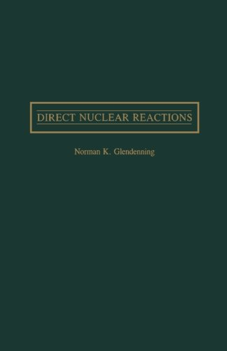 9780124314368: Direct Nuclear Reactions