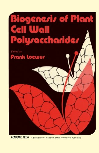 9780124314443: Biogenesis of Plant Cell Wall Polysaccharides