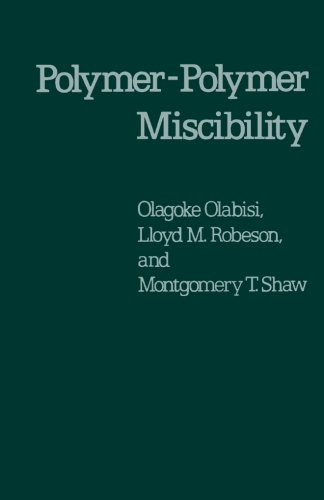 9780124315051: Polymer-Polymer Miscibility