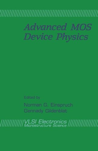 9780124315112: Advanced MOS Device Physics