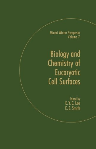 9780124315174: Biology and Chemistry of Eukaryotic Cell Surfaces: Volume 7
