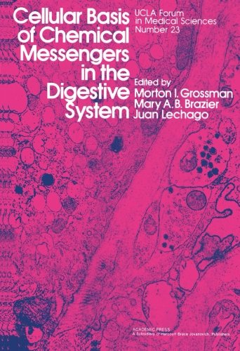 9780124315334: Cellular Basis of Chemical Messengers in the Digestive System