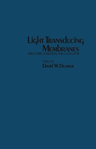 9780124315532: Light Transducing Membranes: Structure, Function, and Evolution