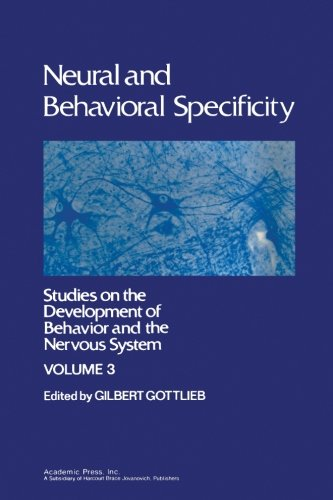 9780124315600: Neural and Behavioral Specificity