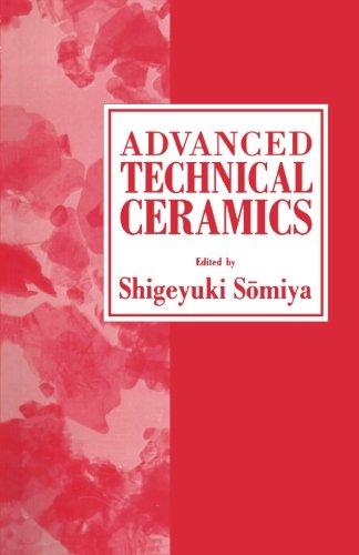 9780124315983: Advanced Technical Ceramics