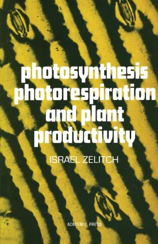 9780124316089: Photosynthesis, Photorespiration, and Plant Productivity