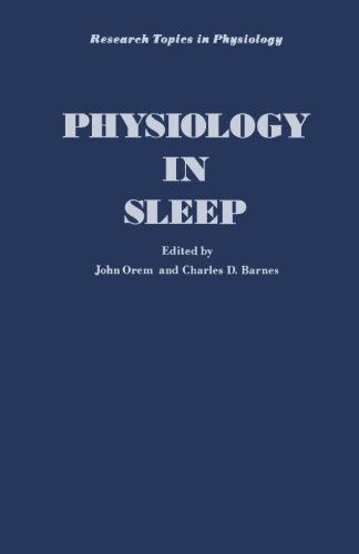 9780124316133: Physiology in Sleep