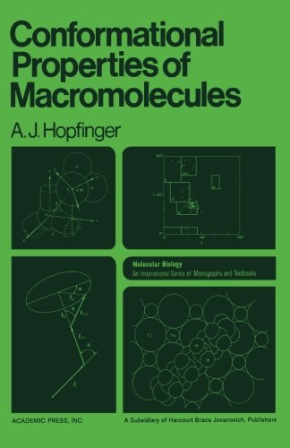 9780124316560: Conformational Properties of Macromolecules