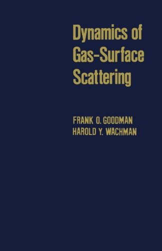 9780124316584: Dynamics of Gas-Surface Scattering