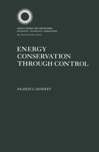 9780124317222: Energy Conservation Through Control