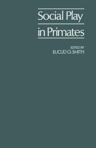 9780124317314: Social Play in Primates