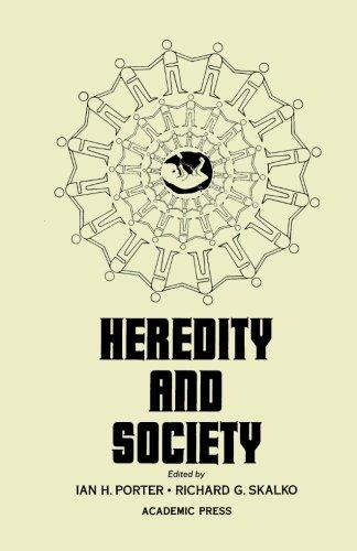 9780124317420: Heredity and Society