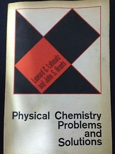 9780124321502: Physical Chemistry. Problems and Solutions